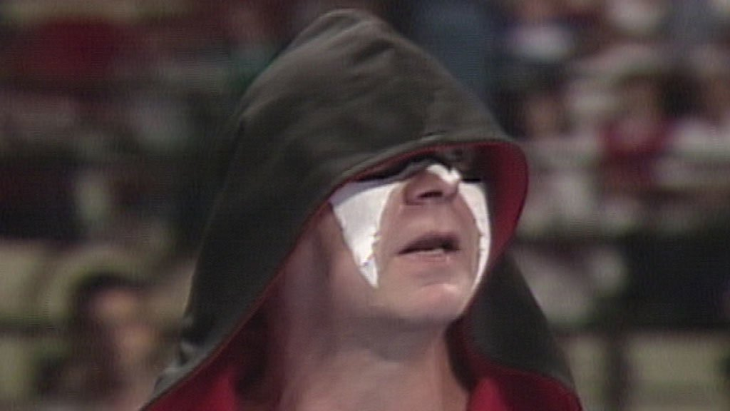 Baron Von Raschke leads The Powers of Pain to the ring: SummerSlam 1988