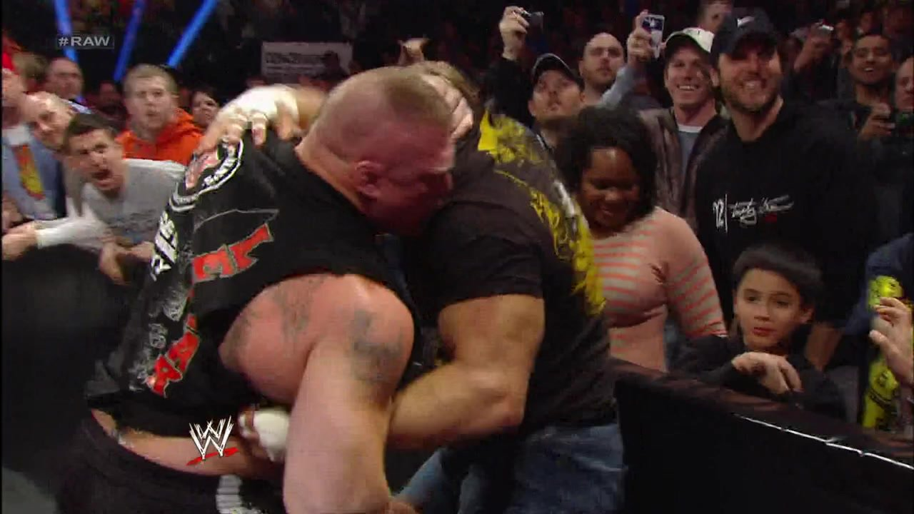results: Cena conquers Punk and Triple H returns to draw first blood