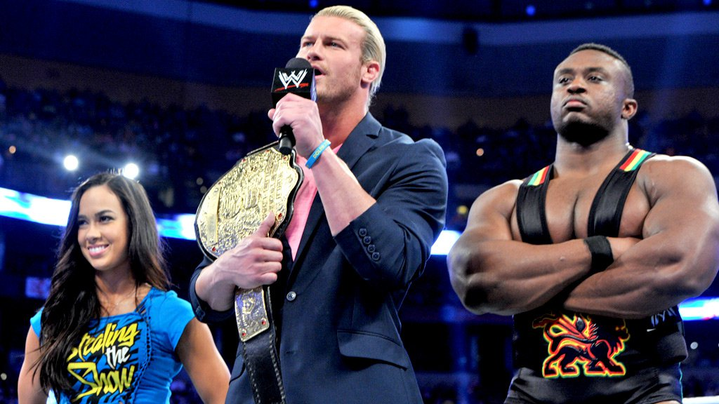 Dolph Ziggler SmackDown Dolph Ziggler World Heavyweight Champion