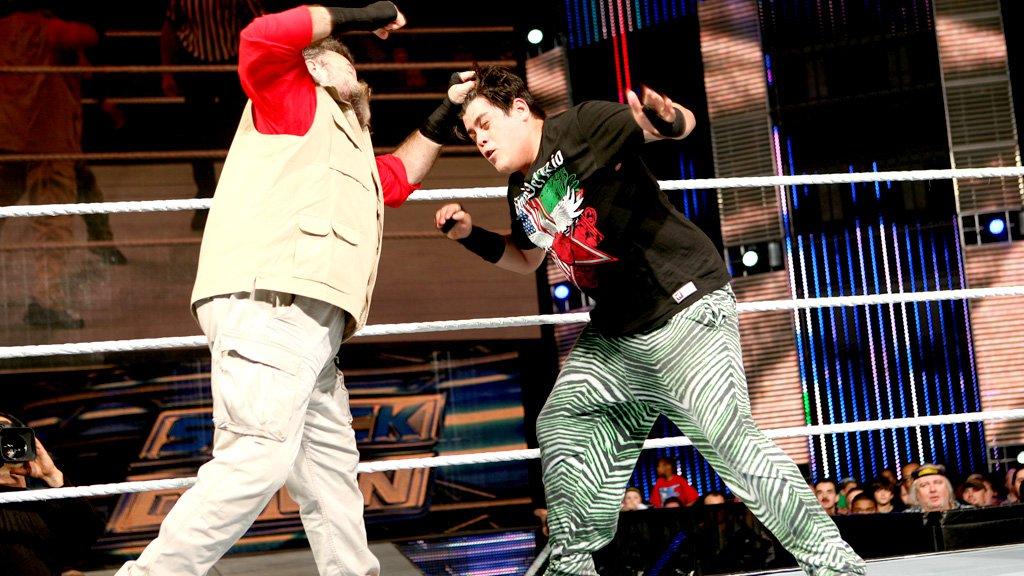 Ricardo Rodriguez vs. Zeb Colter: SmackDown 03.05.13