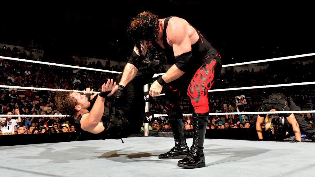 Kane vs. Dean Ambrose: SmackDown 03.05.13