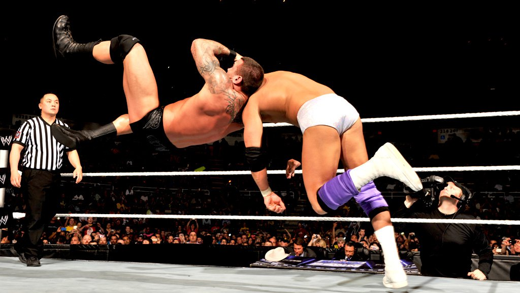Randy Orton vs. Damien Sandow: SmackDown 03.05.13