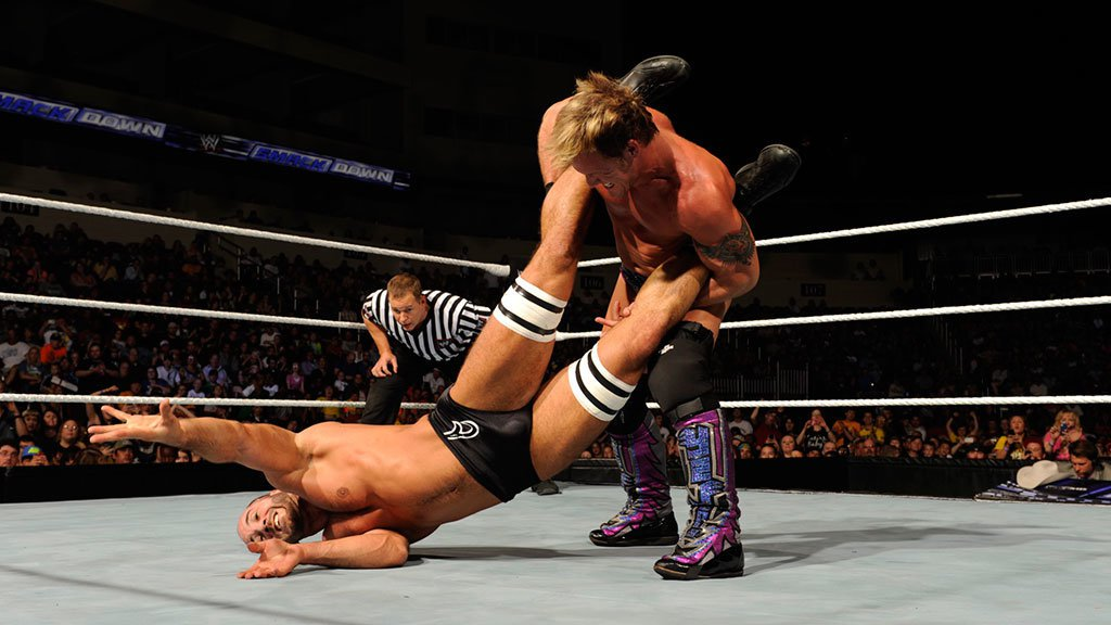 Chris Jericho vs. Antonio Cesaro: SmackDown, 17. Mai 2013