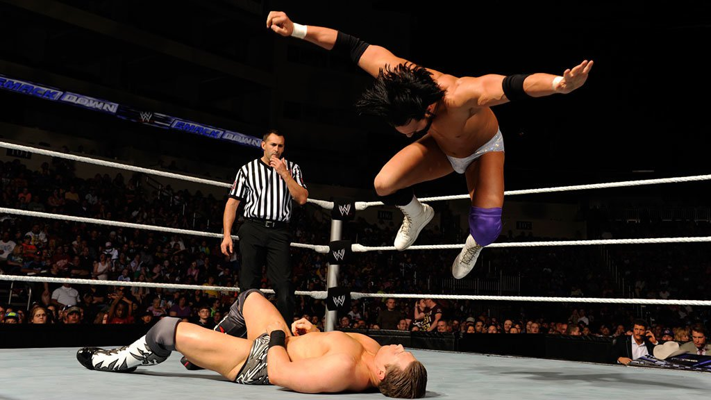 The Miz vs. Damien Sandow: SmackDown, 17. Mai 2013