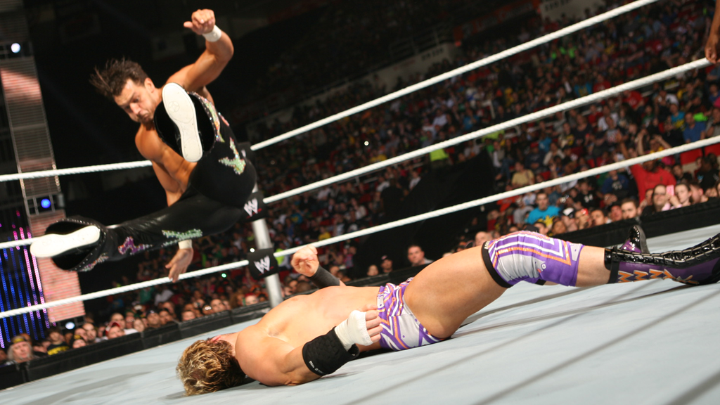 WWE's best leg droppers