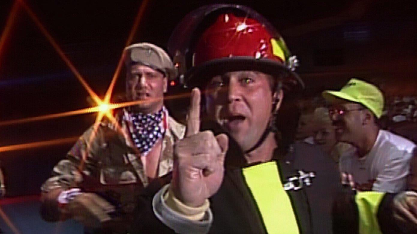 The Patriots vs. Sam Cody & Snake Watson: WCW Saturday Night, 28 septembre 1991