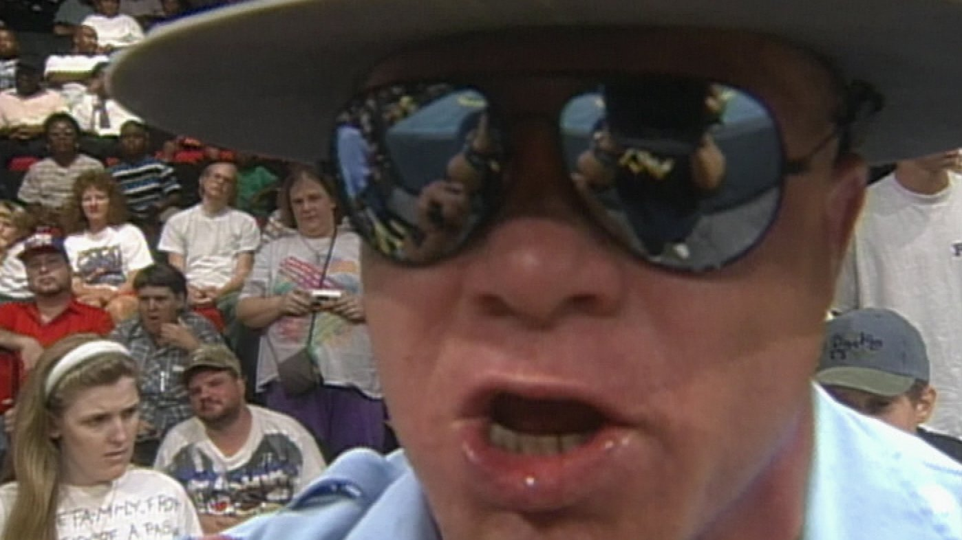 State Patrol vs. American Males: WCW Saturday Night, 16 septembre 1995