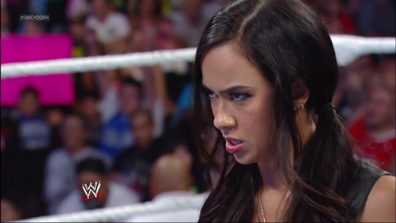 "Divas Champion AJ Lee wypowiada ""State of Her Mind Address"" : SmackDown 26.07.13"