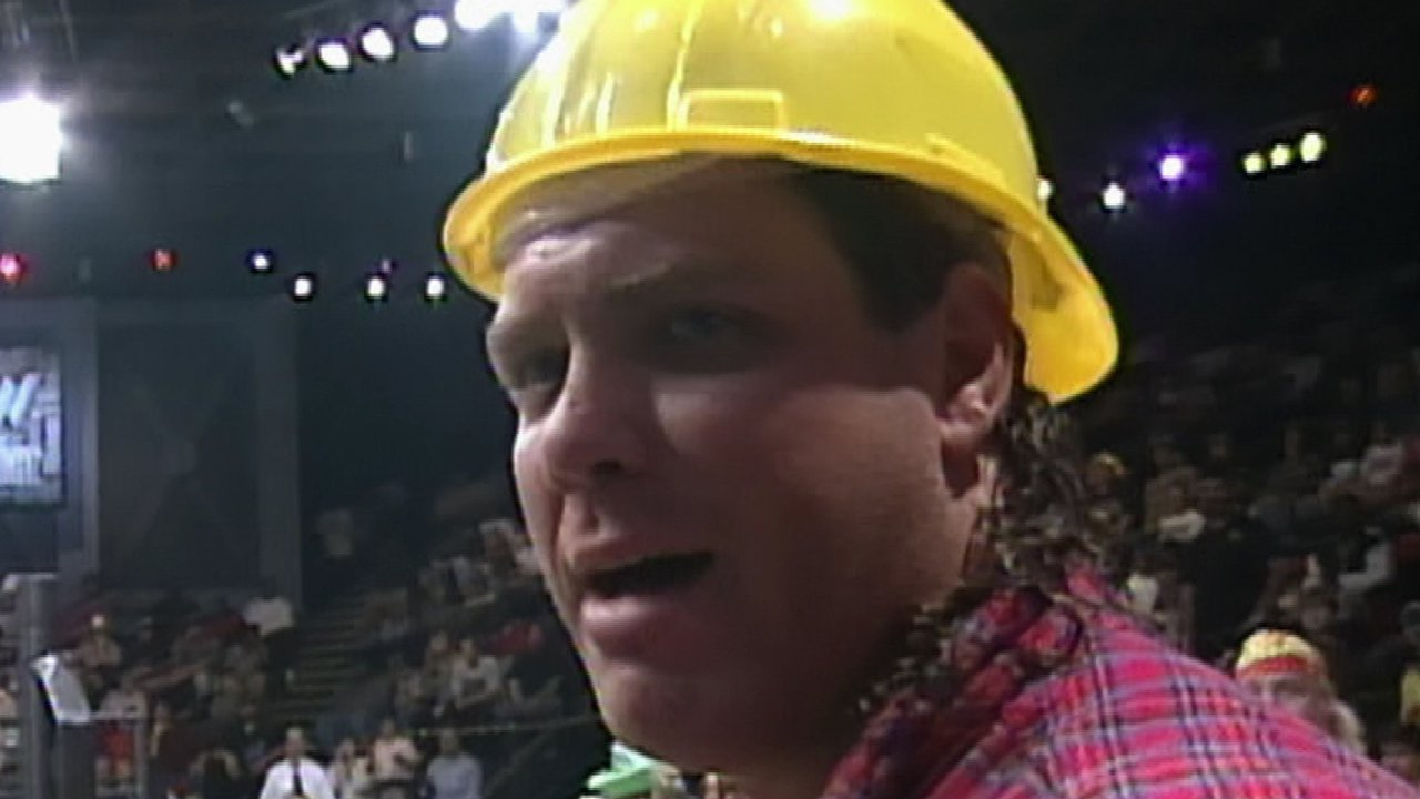 Men at Work vs. The Armstrongs - WCW Saturday Night, 17 février 1996