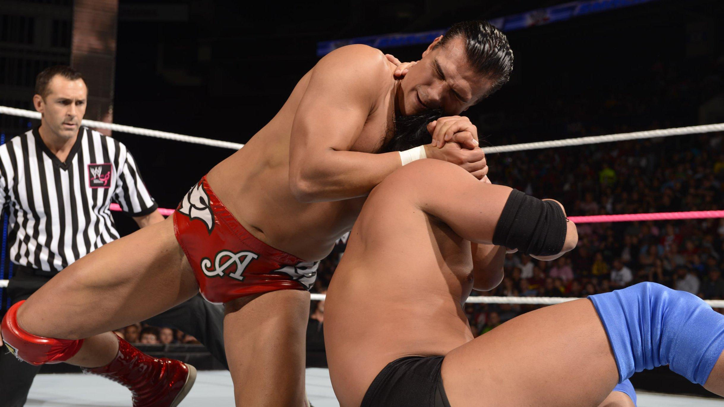 Alberto Del Rio vs. Damien Sandow: SmackDown 11.10.13