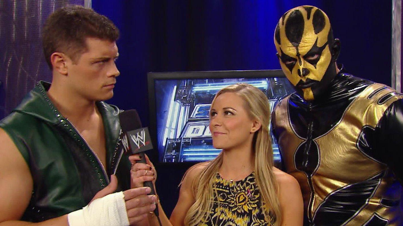 Cody Rhodes & Goldust przed starciem z Wyatt Family: SmackDown 11.10.13