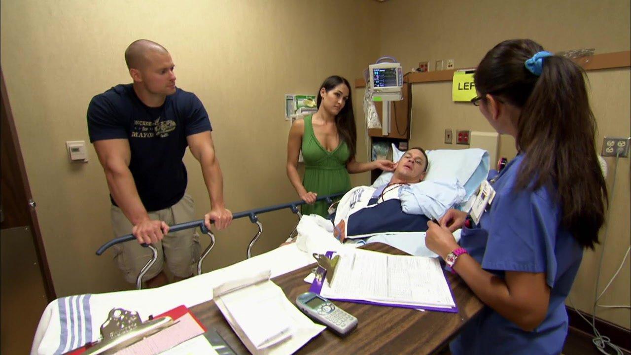 Nikki Bella John Cena