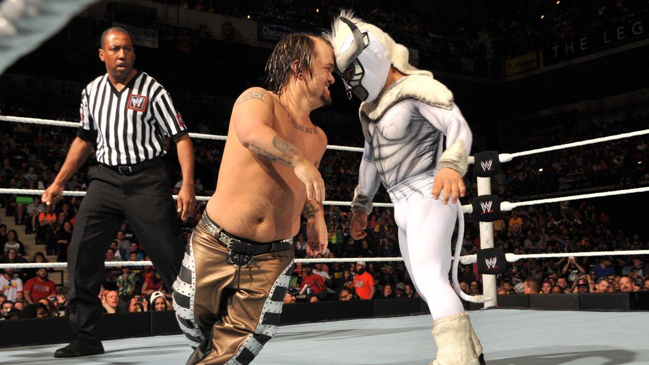 Назначен матч на пре-шоу Extreme Rules 2014