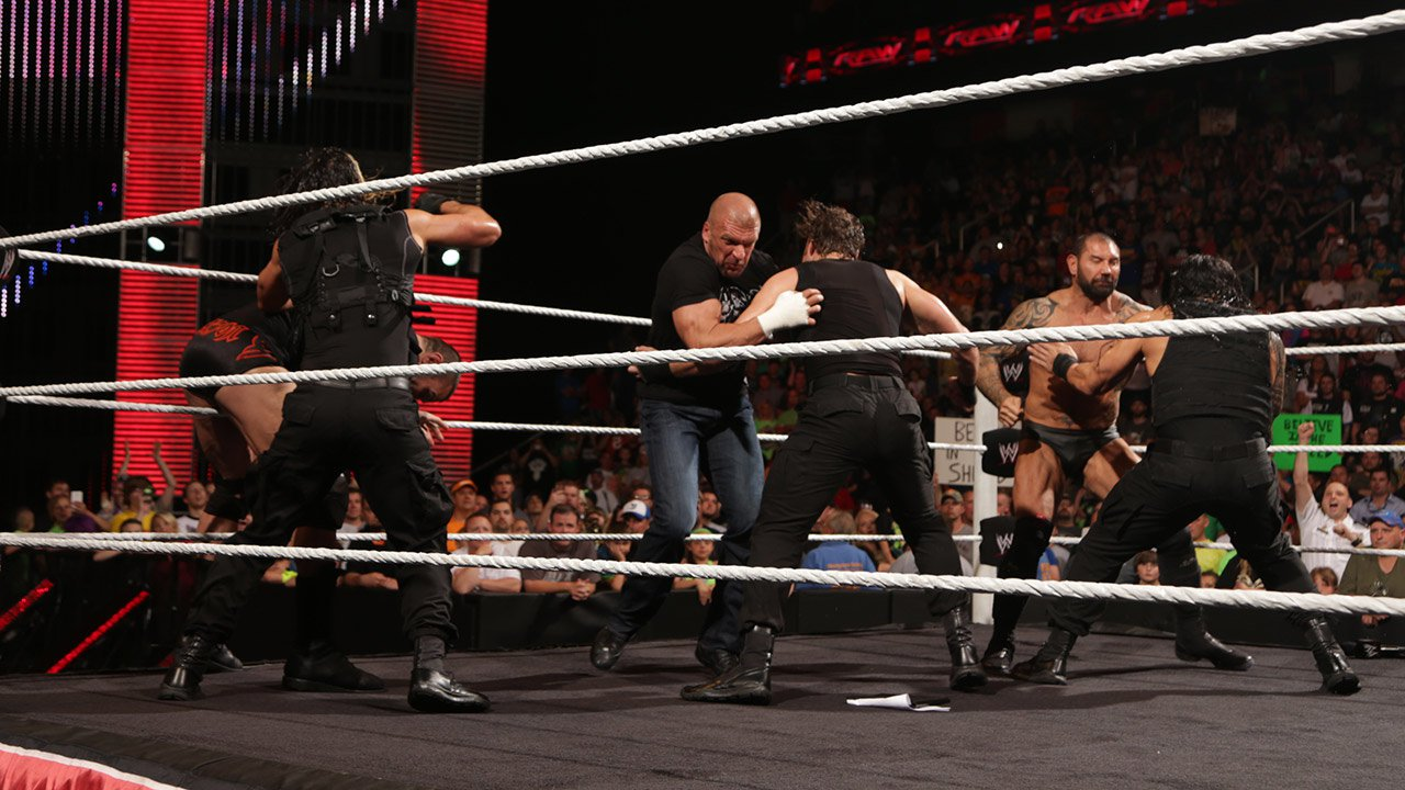Raw results: Bryan defies Authority, Wyatt unleashes 'evil' and The