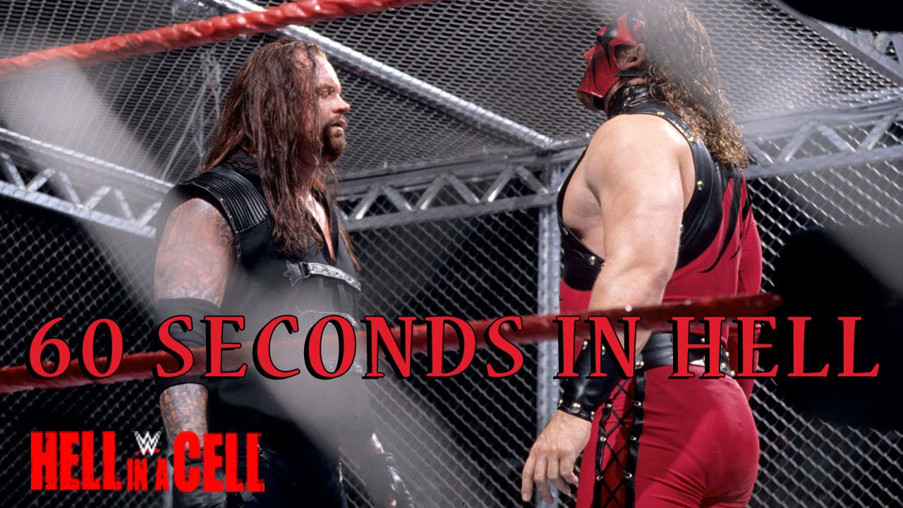 60 Secondes en Enfer:: The Undertaker vs. Shawn Michaels - In Your House: Badd Blood