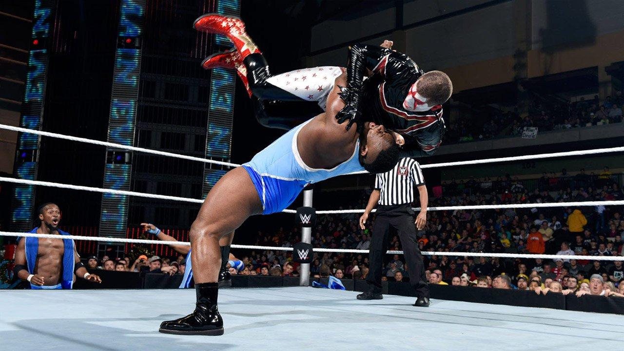 Big E vs. Stardust: WWE Main Event: 23 décembre 2014