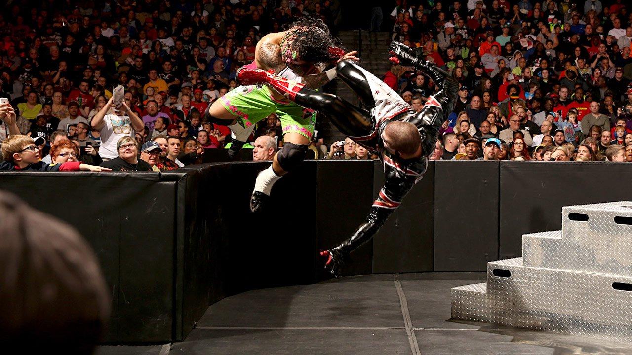 The Usos vs. Gold & Stardust: WWE Main Event, 30 décembre 2014