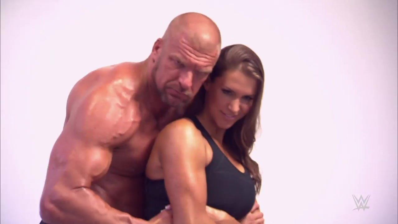 Curtains Ideas wwe behind the curtain : ... and Stephanie McMahon on the cover of 'Muscle & Fitness' | WWE.com