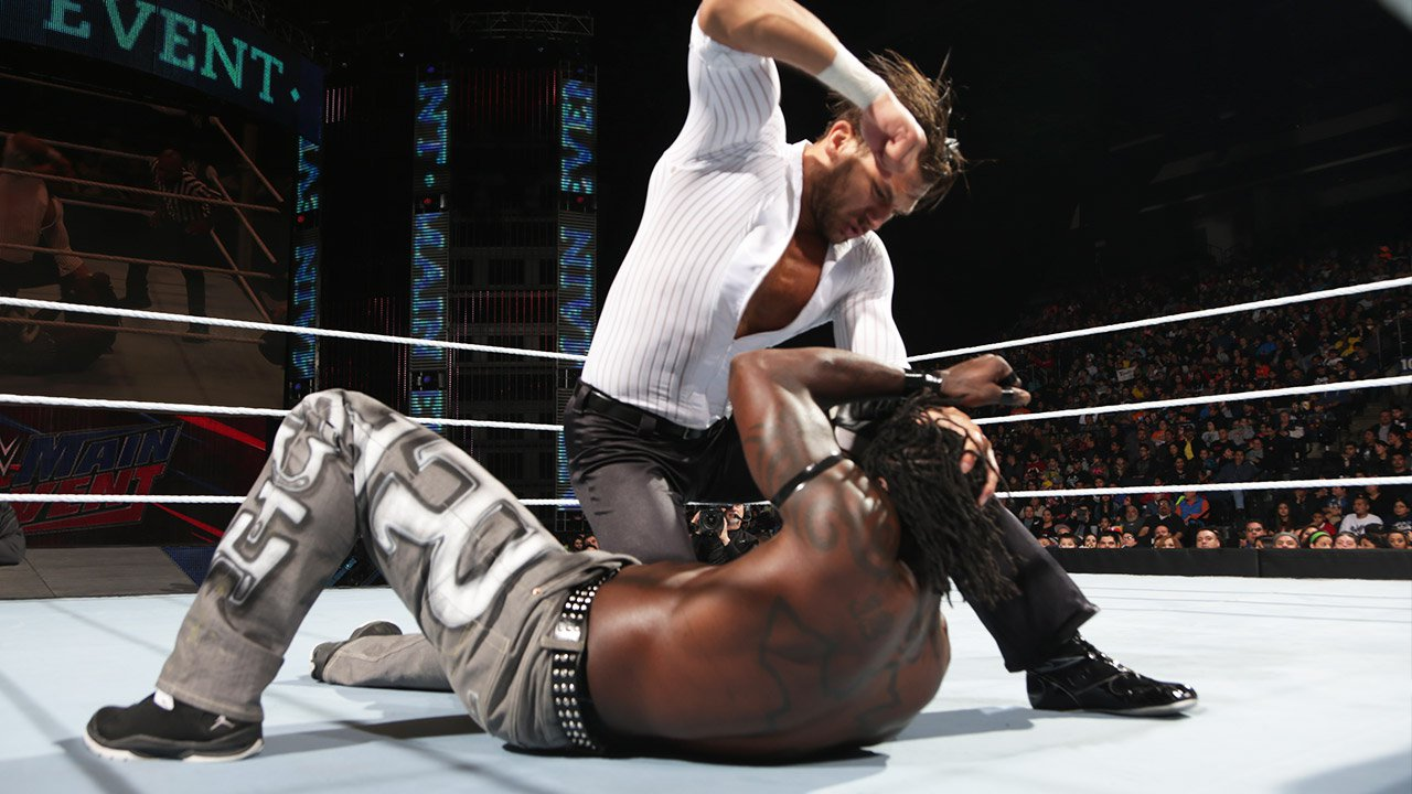 R-Truth vs. Fandango: WWE Main Event, 6 janvier 2015