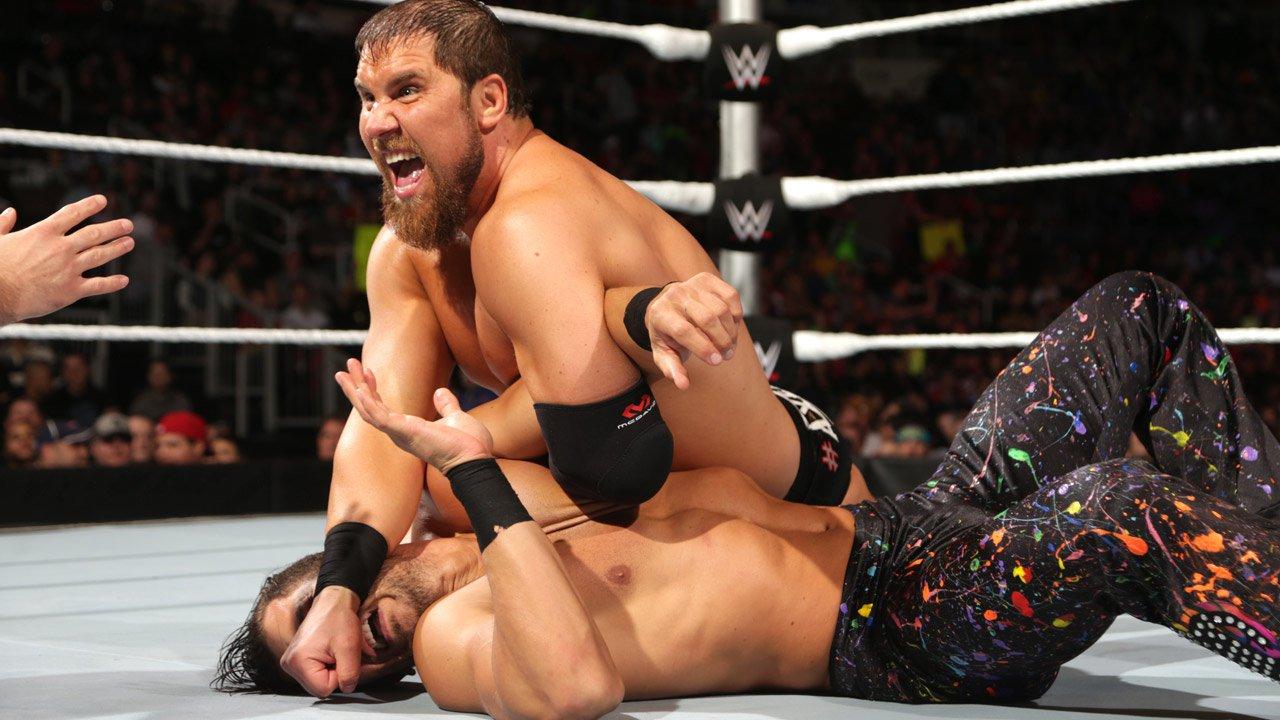 Fandango vs. Curtis Axel: WWE Main Event 25.04.15