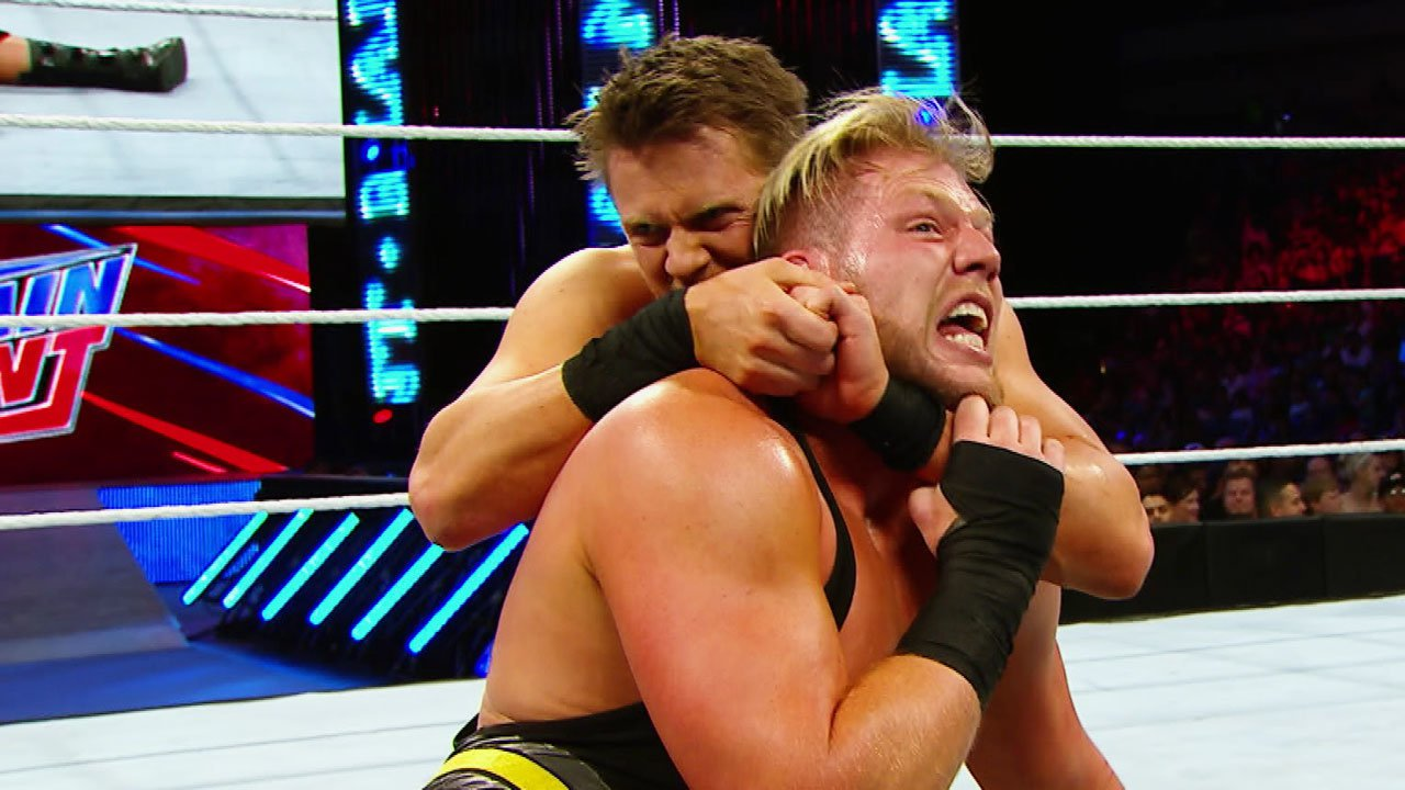 The Miz vs. Jack Swagger: WWE Main Event, 11 avril 2015