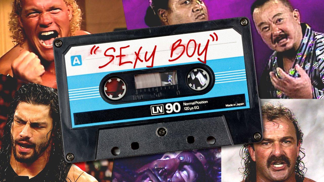 """Superstars sing """"Sexy Boy"""""""