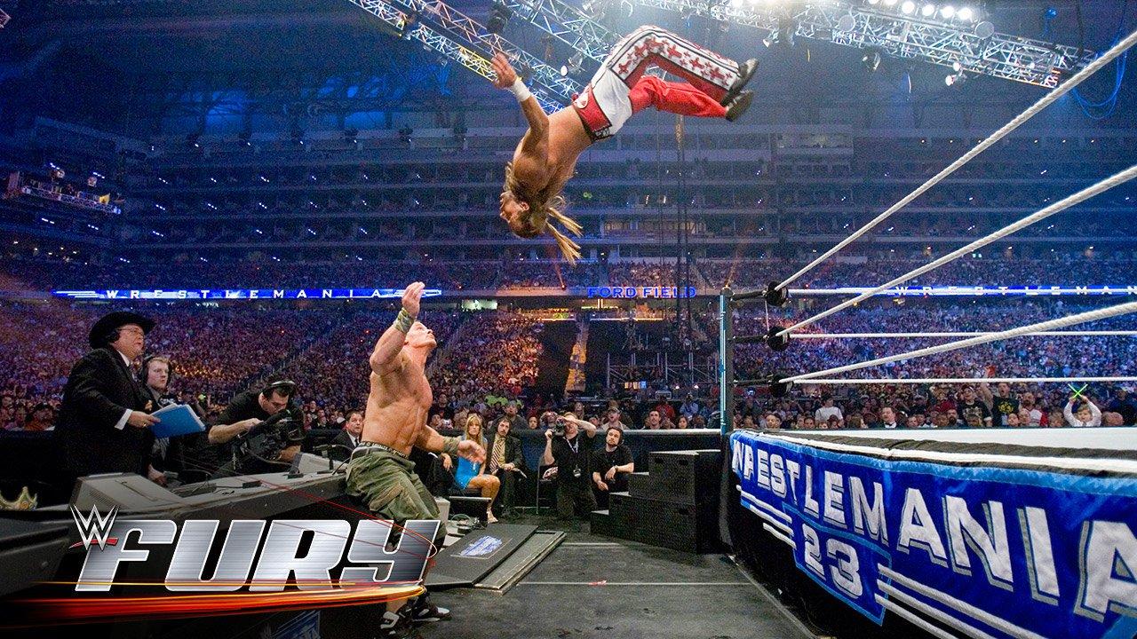 36 Moonsaults qui vont vous retourner: WWE Fury, 14 juin 2015