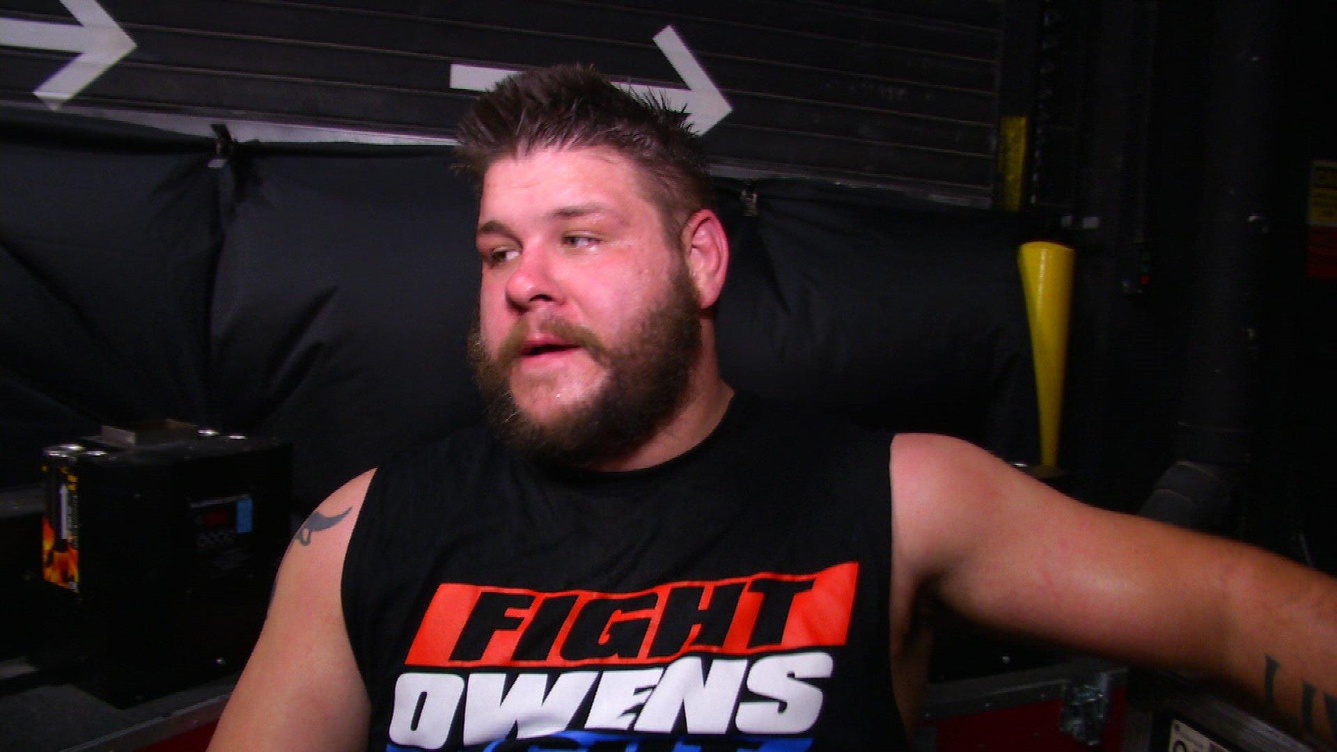 Owens gagne gros: WWE.com Exclusive, 31 mai 2015