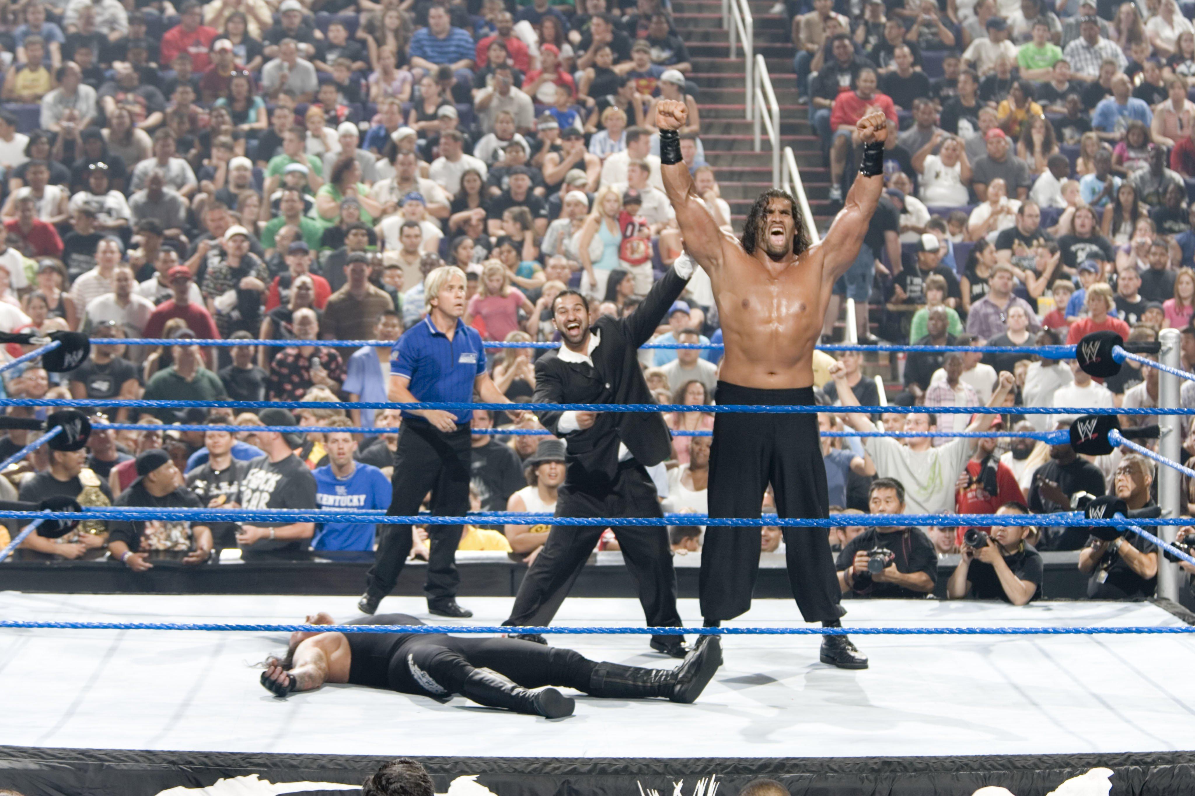 5 Superstars qui ont battu The Undertaker: 5 Things, 8 juillet 2015