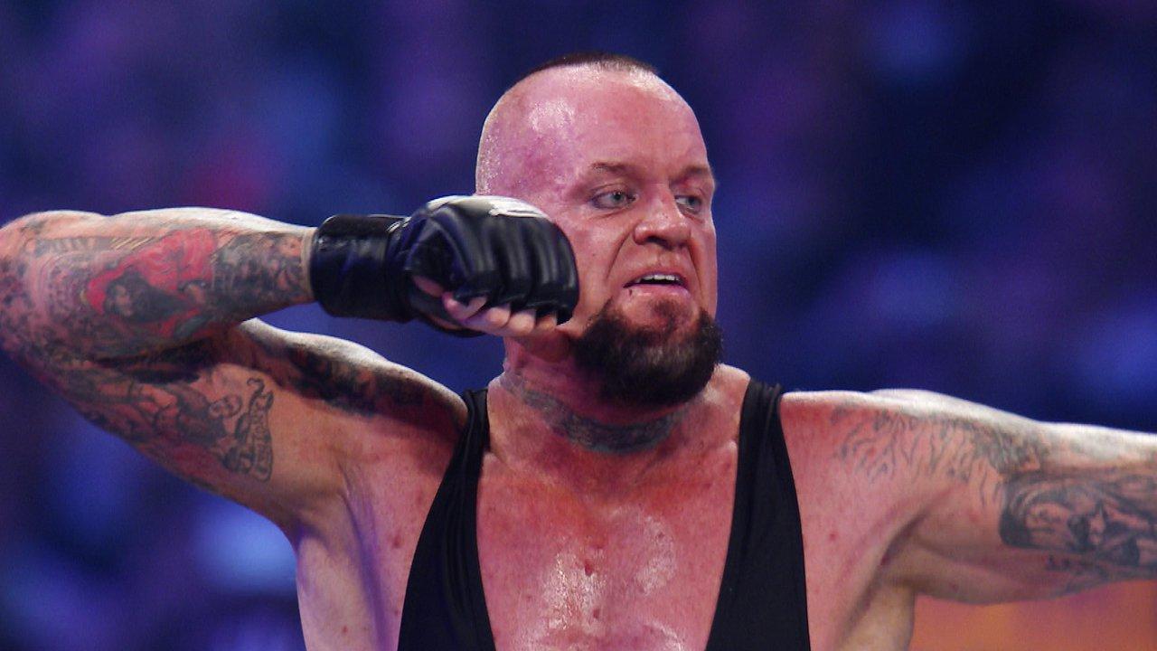 the undertaker Se murio el undertaker kane lo encontro en estado vegetal llego y dijo en smackdown ke ya no esta kon nosotros posiblemente murio ke no sabe kien le hizo.