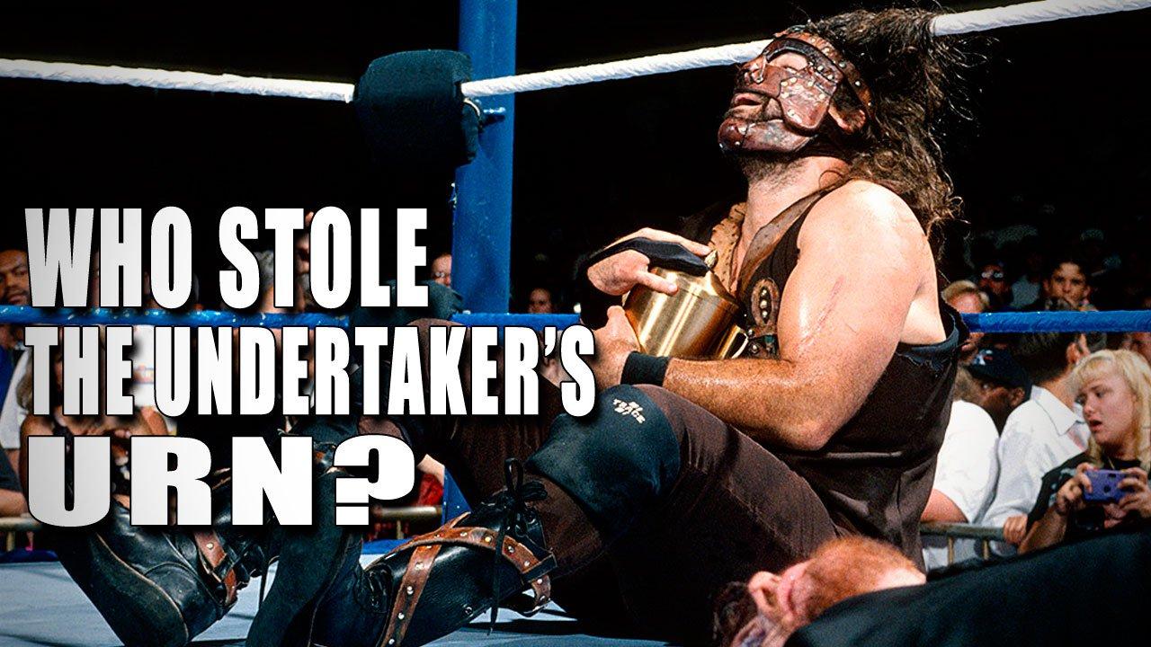 5 Superstars qui ont volé l'urne de The Undertaker
