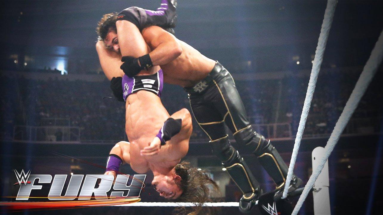 20 hurricanranas qui vont vous faire tourner la tête: WWE Fury, 10 août 2015
