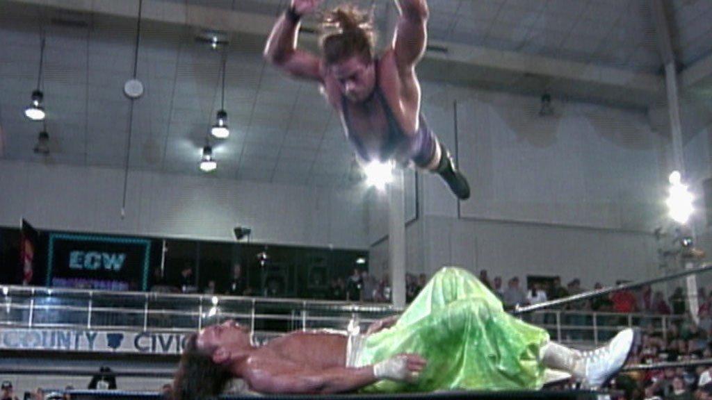 Las 10 mejores luchas de ECW en su primer época (1992-1996) 9
