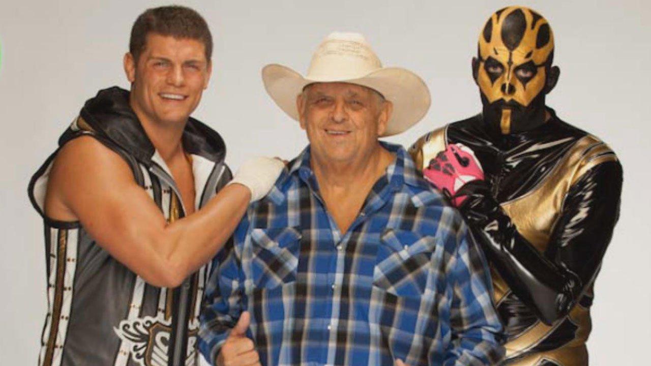 WWE Network: The WWE List se penche sur la variété des membres de la famille Rhodes