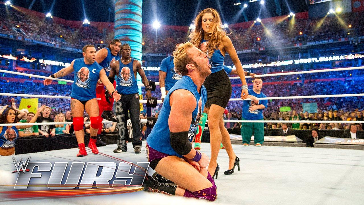 19 coups bas qui ruineront leur journée: WWE Fury, 7 décembre 2015