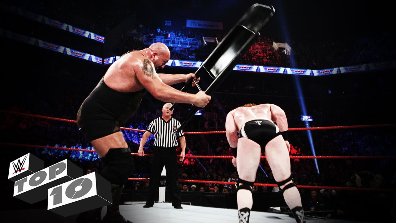 Attaques de Chaises Assommantes - WWE Top 10, 12 décembre 2015