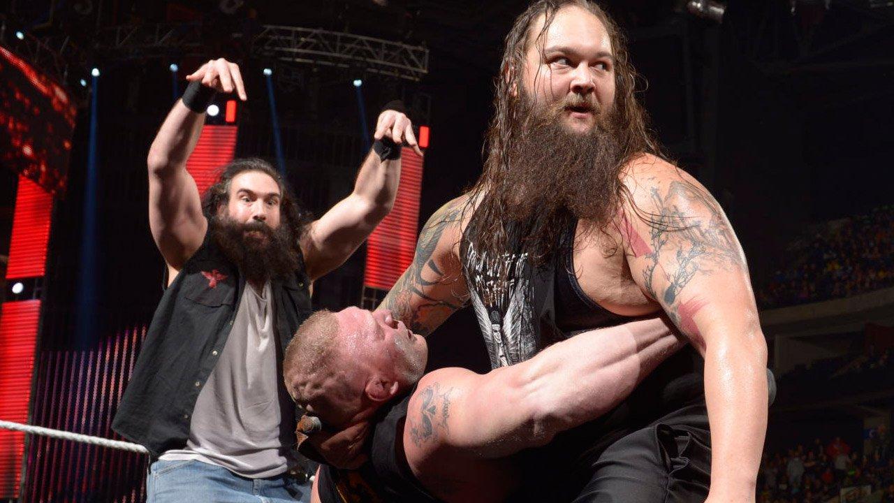 """Les tensions explosent quand Roman Reigns et Brock Lesnar apparaissent dans """"The Highlight Reel"""": Raw, 18 janvier 2016"""