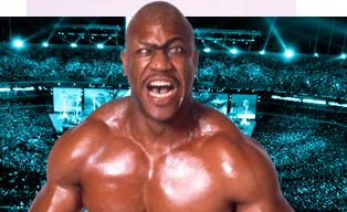 zeus wrestler - photo #22