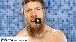 Daniel Bryan No Beard WWE s Best Beards