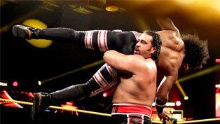 Alexander Rusev Nxt WWE.com: The Of...