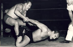 Eddie Guerrero's father, Gory, is a Mexican legend.