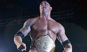 2005: Batista drafted to SmackDown
