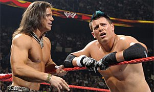 2009: The Miz drafted to Raw