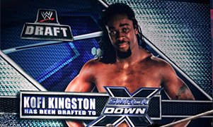 2010: Kingston brings the boom to SmackDown