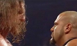 Triple H and Tazz