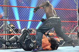 R-Truth attacks John Morrison.