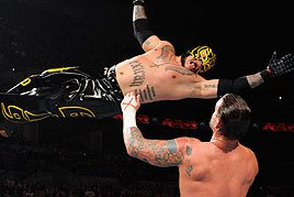 CM Punk and Rey Mysterio