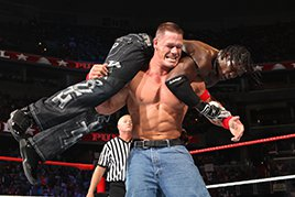 John Cena vs. R-Truth