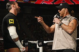 CM Punk and HBK