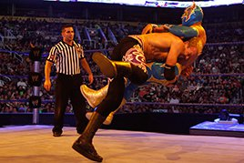 Christian spears Sin Cara